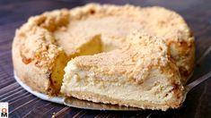 "Пирог ""КОРОЛЕВСКАЯ ВАТРУШКА"" Тает во Рту Crepes, Sweet Recipes, Cake Recipes, Cinnabon, Pie Cake, World Recipes, Food Cakes, Apple Pie, Vanilla Cake"