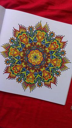 het enige echte mandala kleurboek - Google zoeken