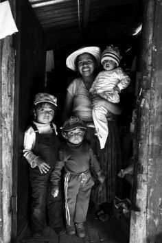 Famille minière | Mining familly