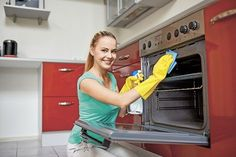 Oven Cleaning Course Do you work in a commercial kitchen or want to start your own oven cleaning business? This Oven Cleaning… Cleaning Agent, Oven Cleaning, Cleaning Hacks, House Cleaning Company, House Cleaning Services, Rive Nord, Nova, Residential Cleaning, Professional Cleaners