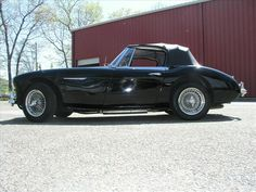 1965 Austin-Healey 3000  Price: $65,900 VIN: 29707  Stock #:     6 Cylinders RWD Convertible  Transmission: Manual  Color: Black  14,113 miles