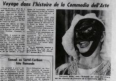 #DoloresPuthod #FerruccioSoleri #CommediaDellArte #PiccoloTeatro —