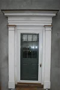Exterior Door Moldings