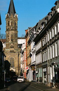 Wuppertal-Elberfeld: Sophienstraße
