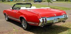'70 Olds Cutlass SX 'vert