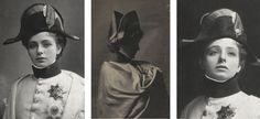 Maude Adams as Duke of Reichstadt in L'Aiglon,... | Deviates, Inc.