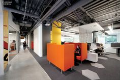 Gensler Adapts Former Gym for Tableau Software Offices