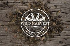 Wild Harvest Tea on Behance