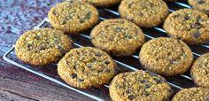 Recipe | Pumpkin Chocolate Chip Cookies | Dawn Jackson Blatner, Registered Dietitian