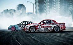 Drift Cars HD Wallpaper