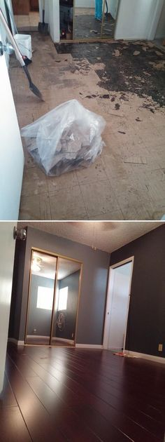 Top Makeovers: Mike picked strand bamboo to upgrade his California home! See more: http://www.lumberliquidators.com/blog/customer-transformations-august-3-7/