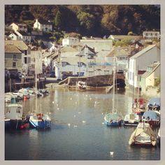 Polperro, Cornwall. Cornwall Coast, Cornwall England, City Photography, Landscape Photography, Polperro Cornwall, Places Ive Been, Places To Visit, Marina Beach, Port Isaac