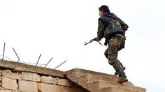 Image result for ypg female fighters in combat