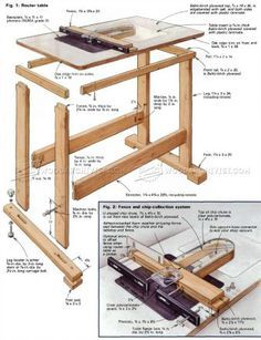 Make a router lift out of recycled closet door rails router lift greentooth Choice Image