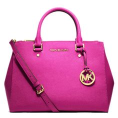 Welcome To Our Michael Kors Sutton Saffiano Leather Large Pink Satchels Online Store