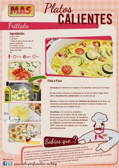 ¿Conoces la Frittata? Esta tortilla italiana no dejará indiferente a nadie, ¡qué buena! #Receta #InfoReceta
