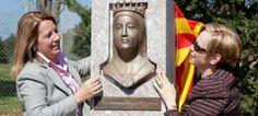 Comtessa Ermessenda (s X-XI), la dona governant més influent de la història lligada al monestir de Sant Llorenç del Munt i al naixement d'un poble mil·lenari.