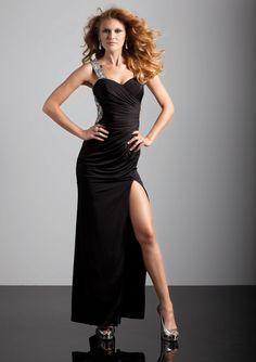 US$159.99 Wholesale A-line Black Prom Dress Formal Dress/ Evening Dress Fant 93210 from - US.homecomingnightgirl.com
