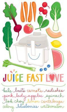 juice fast love!