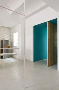Rocha Apartment / CaSA