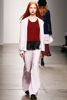 Timo Weiland, Look #16