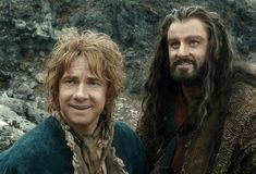"""#1052""""I noticed that in DoS extended scenes that Thorin and Bilbo are closer (or more understanding of each other) It's like they've known each other for years! I think they should've kept those scenes in the original movie because it melts my heart at the bromance going on. I'd do a threesome with them for sure!"""""""