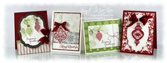 Corgi club update and yes another christmas card share | Stamping With Sandi - Sandi MacIver, Stampin' Up! Demonstrator