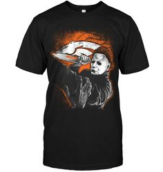 Broncos Apparel, Broncos Shirts, Hoodies, Tees, Mens Tops, T Shirt, Stuff To Buy, Black, Design