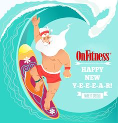 Happy New Year! Hope 2016 is full of peace, love and happiness!!! from OnFitness Magazine ‪#‎HappyNewYear‬ ‪#‎NYE2016‬  www.onfitnessmag.com