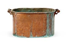 Vintage Copper Bucket on OneKingsLane.com