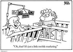 Mobile Marketing - www.mysmn.com #funny #socialmedia