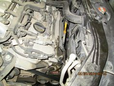 2007 Hyundai Santa Fe Alternator Replacement First Thing Fans Radiator And Ac Condenser Must Be Removed