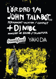 2012.09.01: John Talabot + Dj Nibc