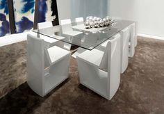Mesas de Comedor de diseño modelo REST. Decoración Beltran, tu tienda de mobiliario de exterior en Internet. www.decoracionbeltran.com