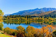 Lake Hayes, South Island, New Zealand