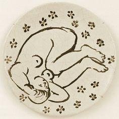 Sketch for Ceramic Design, 1907, Henri Matisse (SFMOMA)