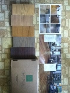 Wood Floor Samples f