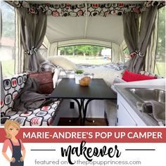 You can make HUGE changes to your camper on a tiny budget.  This makeover was completed for only 320$ CAD ($245 USD).  Amazing!