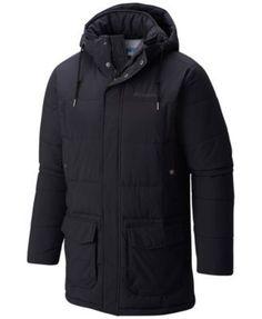 51a5b6315efc Columbia Men s Short Sands Thermal Coil Parka Mens Short Trench Coat