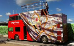 Advertising buses are the perfect promotional vehicle to give your brand the…