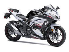 2014 Kawasaki Ninja 300. #Kawasaki #WoodsCycleCountry