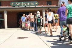 Sullivan's, at it since 1951. Love it here! Best hot dog and ice cream!!!