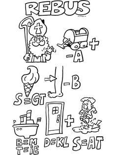 Sinterklaas rebus Minute To Win It, Thing 1, Escape Room, Diy For Kids, Coloring Pages, Snoopy, Diy Crafts, Comics, Holiday