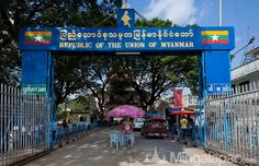 Visa Run Myanmar Tachileik Mae Sai border Myanmar