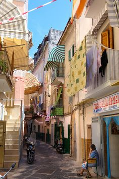 Bari! Lovely is not even enough to describe the villages and towns of Italy!
