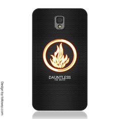 Dauntless The Brave Divergent Samsung Galaxy S3 S4 S5 Case Galaxy Note 3 Case iPhone 4 4S 5 5S 5C Case iPod Touch 4 5 Case