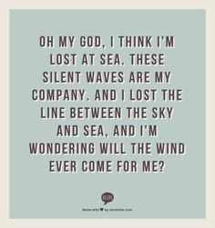 """The Wind - by The Fray //"""" One of my favorite Fray songs"""" / [[ I haven't heard this song, but I love these lyrics! Lyric Art, Music Lyrics, It Goes Like This, My Love, The Fray, Band Quotes, Music Mood, Artist Quotes, Light Music"""
