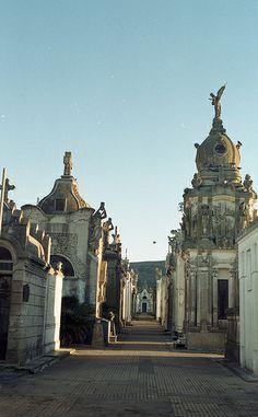 Cementerio Balcarce