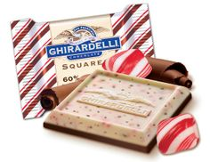 Ghiradelli Peppermint Squares