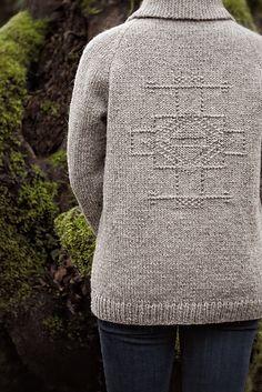 Ravelry: Modèle PNW # 1 par Bonne Marie Burns - Tricot et Crochet Sweater Knitting Patterns, Lace Knitting, Knitting Stitches, Knitting Ideas, Knitting Needles, Knit Crochet, Crochet Patterns, Ravelry, Knitting Humor